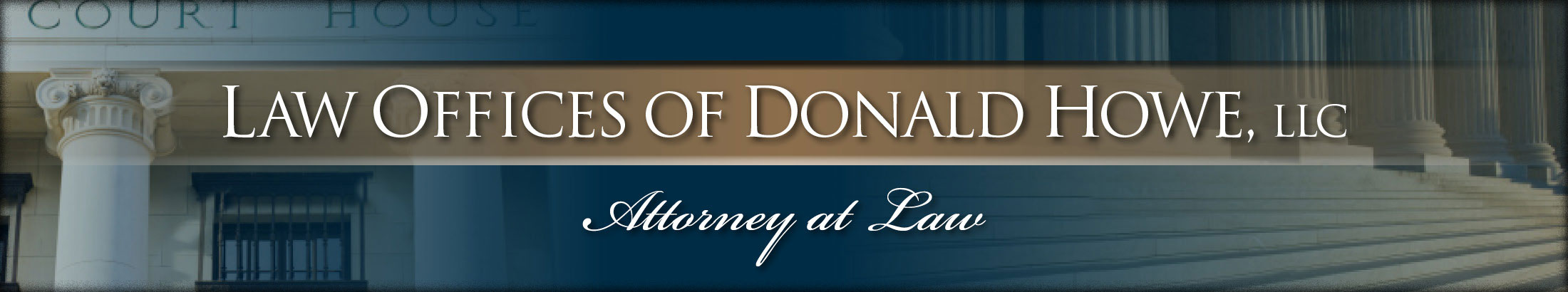 Law Offices of Donald Howe, LLC Logo